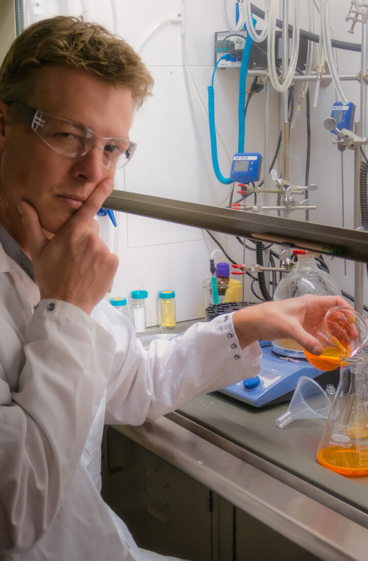 Dr. Ben Barthel, Ph.D