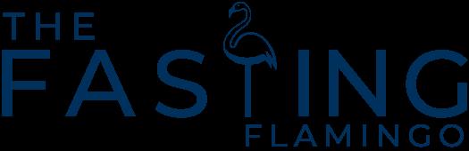 The-Fasting-Flamingo-Logo-Blue