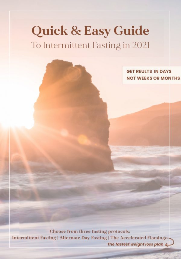Quick and Easy Fasting Guide 2021 Calendar