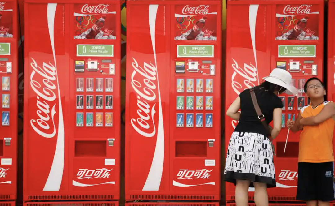 Exploring Coca-Cola's role in obesity strategy in China, elsewhere