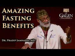 Fasting For Survival Lecture by Dr. Pradip Jamnadas