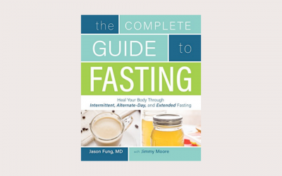 The Complete Guide to Fasting – A great one! – 3 min review of the book